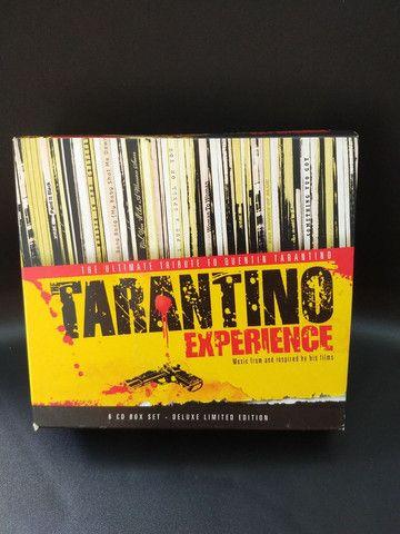 Box 6 CDs Tarantino Experience