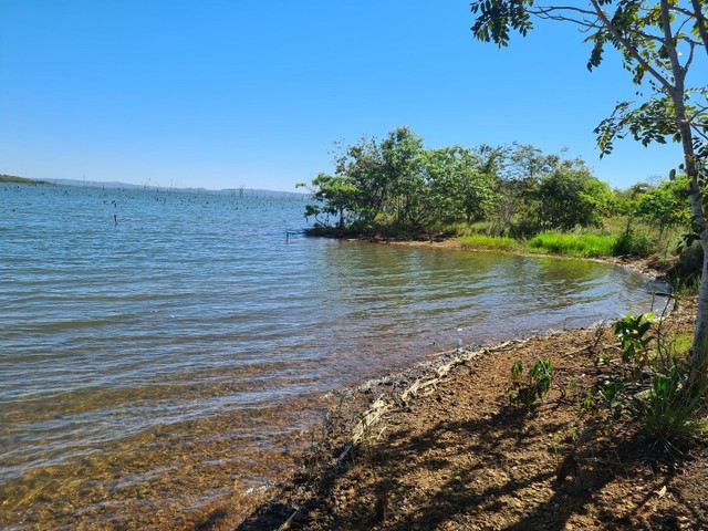 Lançamento chácaras beira lago individual parceladas no boleto  - Foto 11