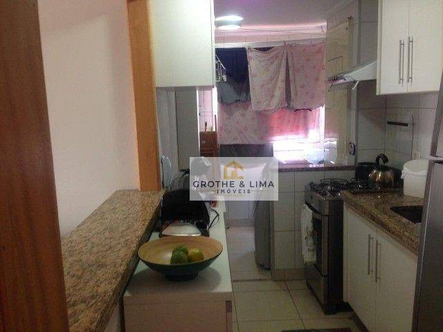 Apartamento com 2 dormitórios à venda, 72 m² por R$ 562.000 - Vila Ema - São José dos Camp - Foto 10