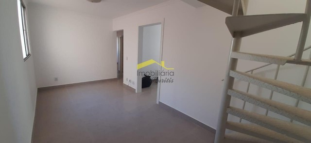 Cobertura para aluguel, 3 quartos, 1 suíte, 2 vagas, Buritis - Belo Horizonte/MG - Foto 4