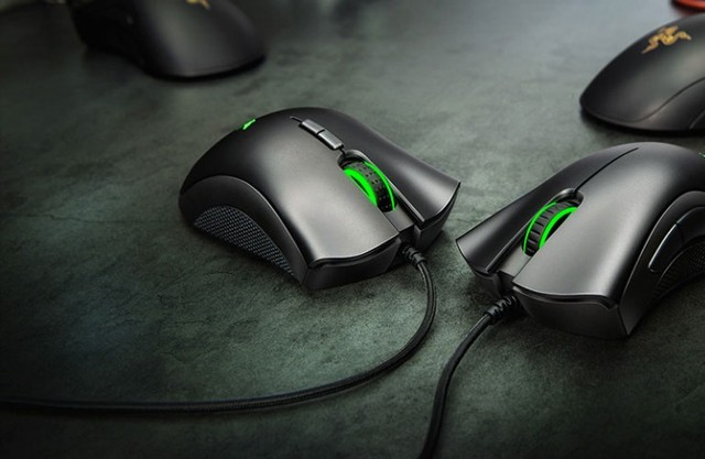 Mouse Gamer Razer Deathadder Essential - Lacrado - Pronta Entrega - Foto 2