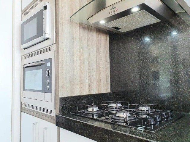Amplo apartamento Mobiliado 1 por andar Barra Sul Balneário Camboriú - Foto 5