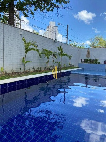 Edf. Costa das Palmeiras | Flat Mobiliado | 25m² | Nascente | 1 Vaga | Lazer Completo | R$ - Foto 7
