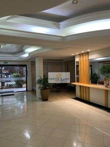 Apartamento com 4 dormitórios à venda, 139 m² por R$ 742.000,00 - Parque Residencial Aquar