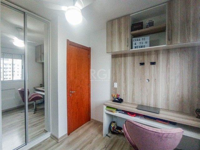 Apartamento à venda com 3 dormitórios em Jardim carvalho, Porto alegre cod:EL56357495 - Foto 8