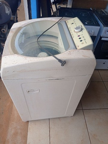 Máquina Brastemp 11 kg faz tudo usada - Foto 2