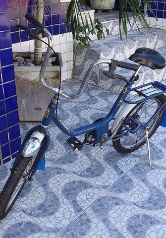Bicicleta Monark Monareta Antiga aro 20 - Foto 2