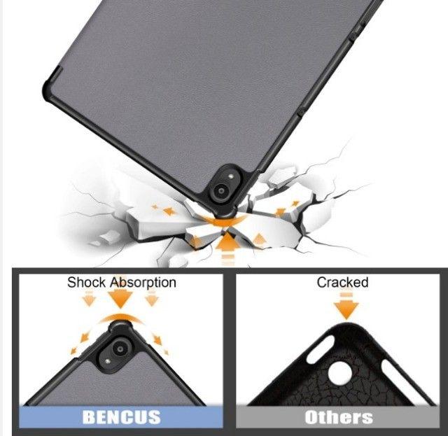 Tpu Stand Case Para Lenovo Tab P11 Pro Tb-j706 Smart Cover - Foto 3