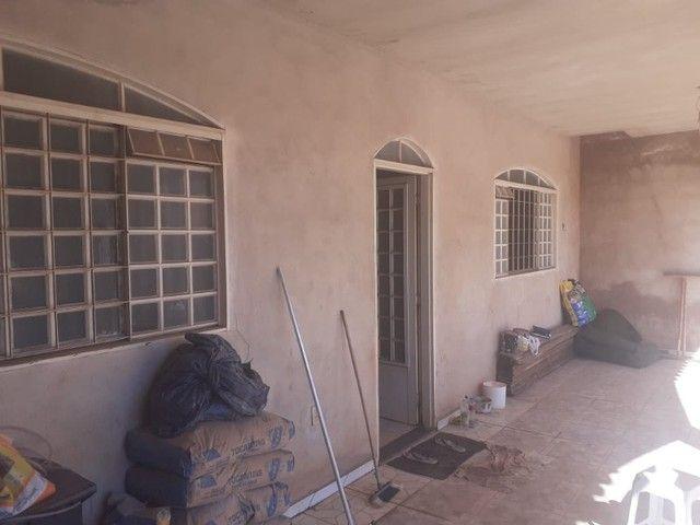 Casa em Fase de Acabamento, 2 Quartos, Dentro de Condomínio, Lote de 400m² em Vicente Pire - Foto 5