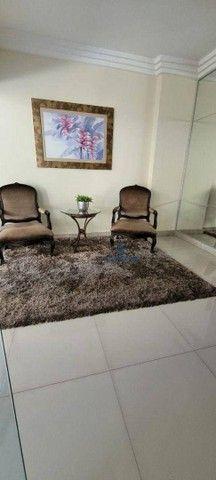 Apartamento com 4 dormitórios à venda, 165 m² por R$ 630.000,00 - Centro Norte - Cuiabá/MT - Foto 4