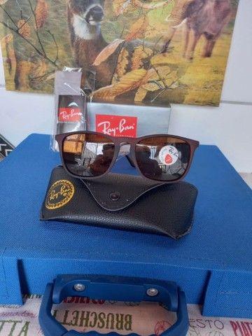Óculos de sol com proteção uv 400 vários modelos disponíveis a pronta entrega chama!! - Foto 4