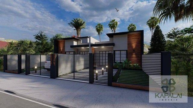 Casa com 2 dormitórios à venda, 62 m² por R$ 269.000 - Itajuba - Barra Velha/SC - Foto 8