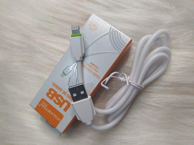 Cabo Micro Usb V8,Tipo C e Iphone i11 - Foto 3