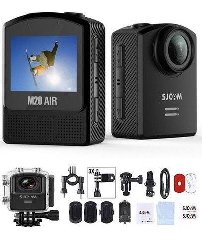 Câmera Esportiva Sjcam M20 Air Full HD preta - Foto 2