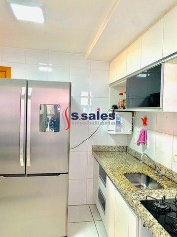 Destaque!! Belíssimo Apartamento em Águas Claras - 3 quartos - Lazer Completo - Foto 19