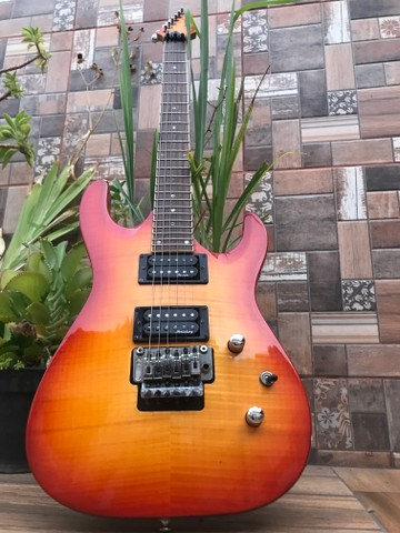 Guitarra strinberg floyd rose - Foto 4