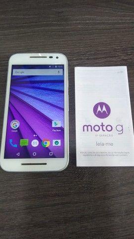Smartphone Moto G? (3ª Geração) Colors 16GB XT-1543 - Branco - Foto 5
