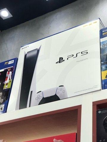 IMPERDIVEL !! PlayStation 5 + 1 jogo com 1 ano de garantia !!