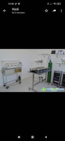 Centro cirúrgico veterinário completo