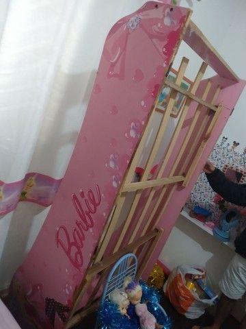 Cama infantil Barbie - Foto 3