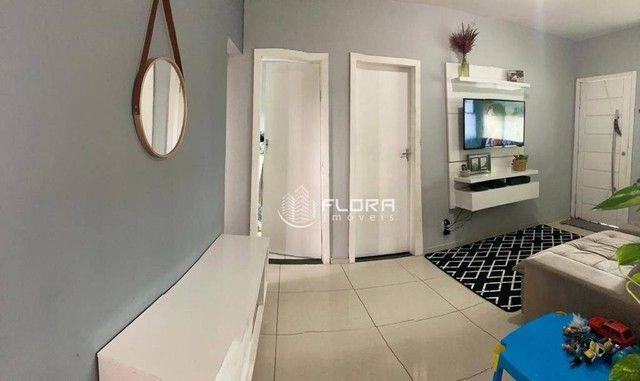 Casa com 2 dormitórios à venda, 102 m² por R$ 260.000,00 - Maria Paula - São Gonçalo/RJ - Foto 20