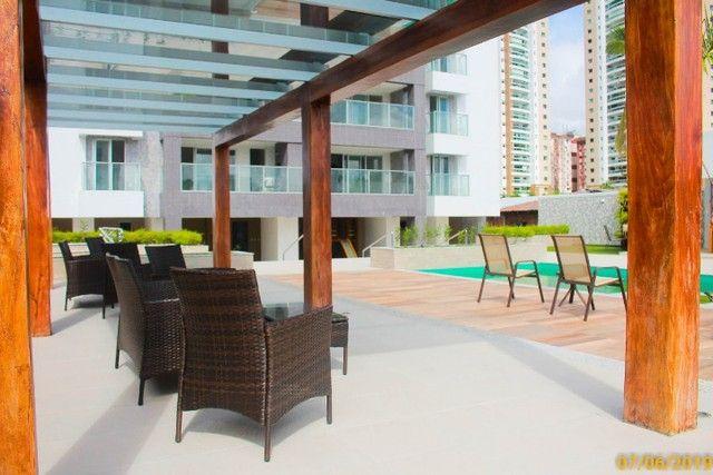 Ed. Viva Marco, 3 quartos, 2 suit, 2 vgs garag, 100 m², cond comp, novo - Foto 6