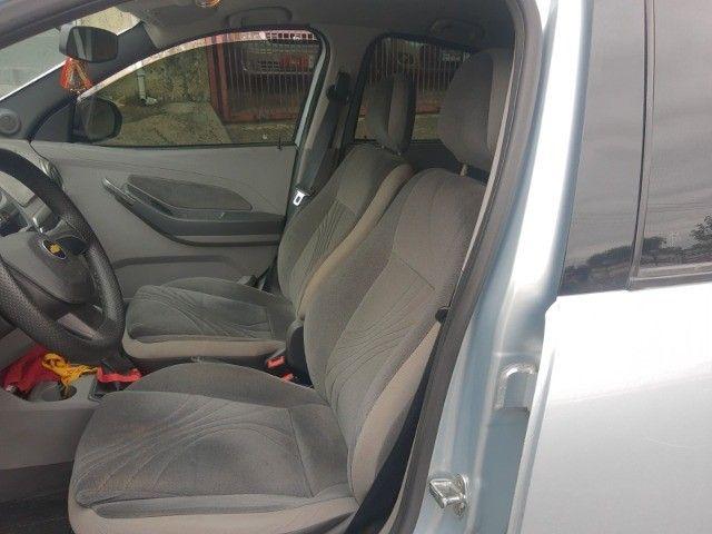 Gm Chevrolet Agile Ltz 1.4 2011 - Foto 8