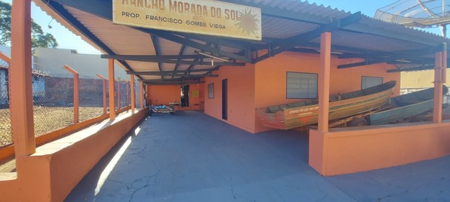 Rancho no Condomínio Lago e Sol - Fronteira - Minas Gerais - Foto 11