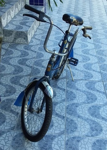 Bicicleta Monark Monareta Antiga aro 20 - Foto 6