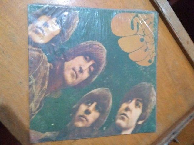 Vinil Beatles Robber Soul