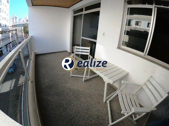 AP00699 Apartamento de frente para a rua com 03 quartos sendo 01 suíte na Praia do Morro - Foto 17