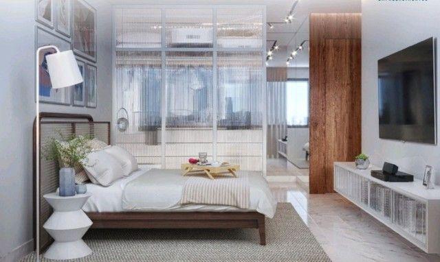Apartamento 4 quartos 02 suítes em boa viagem - alto padrão - fase final de construção - Foto 12