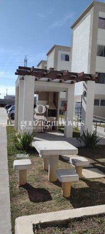 Apartamento para alugar com 2 dormitórios em Santa cândida, Curitiba cod:64691001