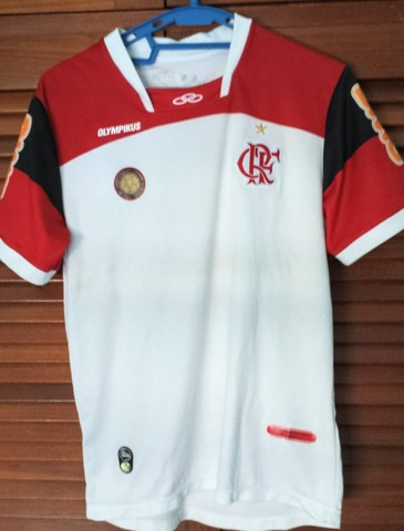 Camisa Flamengo #10 Ronaldinho - Foto 2