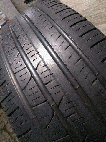 225/60/18, seminovos marca Pirelli Scorpions originais 4 peças iguais. Oportunidade!!! - Foto 6