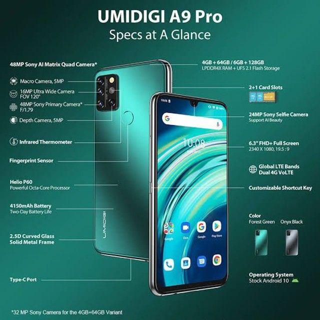 UMIDIGI A9 pro - Foto 5