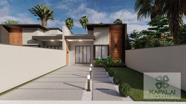 Casa com 2 dormitórios à venda, 62 m² por R$ 269.000 - Itajuba - Barra Velha/SC - Foto 10