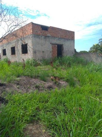 Terreno com Casa semi-pronta - Foto 4