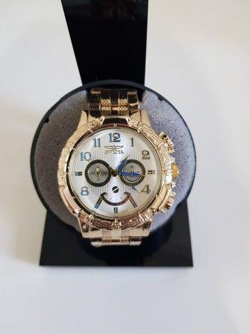 Mega Promoção Relógios Diversas Marcas Compre 1 leve 2. De 160 por 80 - Foto 6