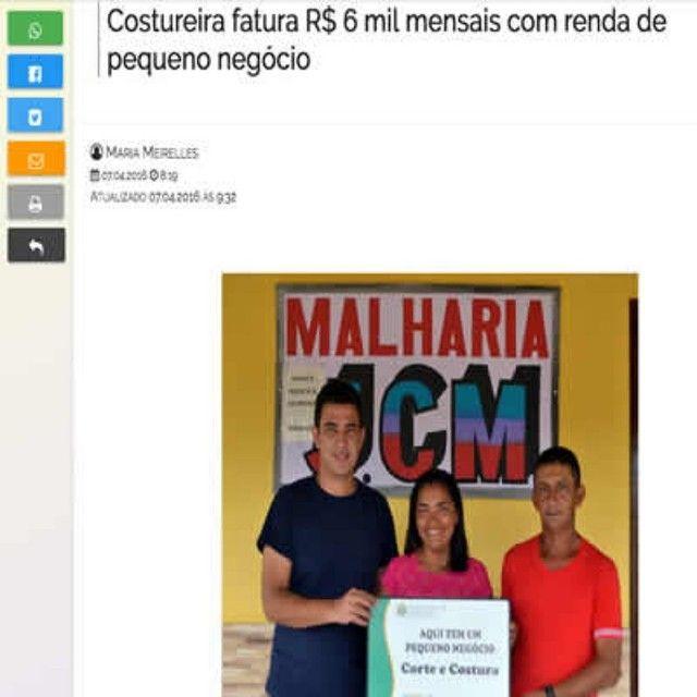 REVELADO O MELHOR DO CORTE E COSTURA - Foto 5