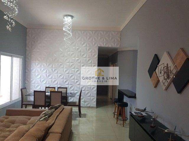 Casa com 3 dormitórios à venda, 150 m² por R$ 795.000,00 - Condomínio Terras do Vale - Caç - Foto 2