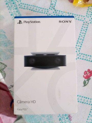 Controle e Câmera PS5 - Foto 3