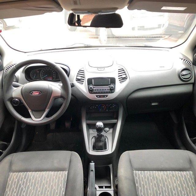 Ford KA SE 1.0 12v Flex 2019/2019 - Foto 10
