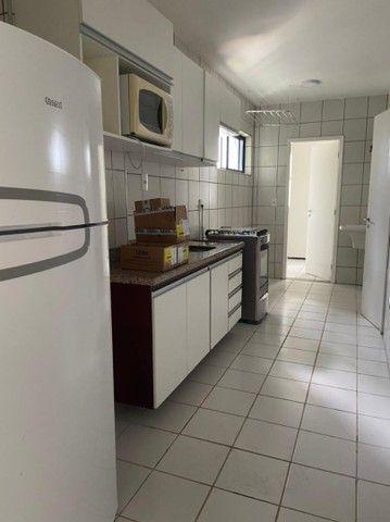 Alugo Apartamento Mobiliado 2 quartos - Foto 9