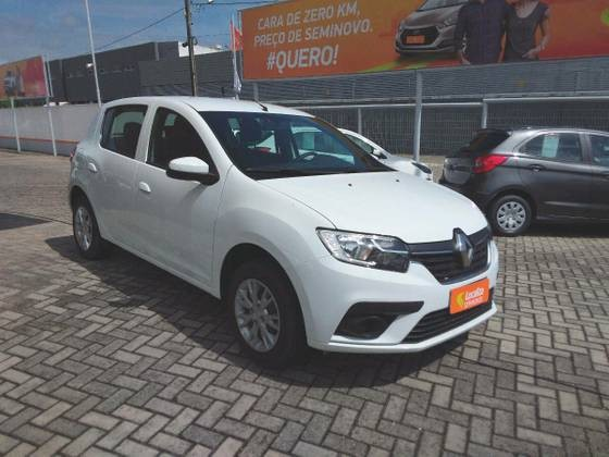 SANDERO 2020/2021 1.0 12V SCE FLEX ZEN MANUAL - Foto 5