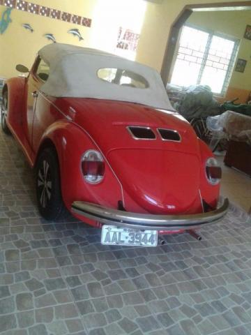 Vw - Volkswagen Fusca Cabriolet - Foto 11
