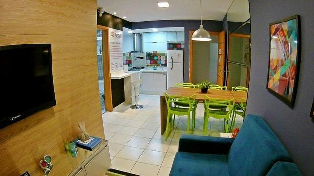 Ótimo Apartamento em Samambaia - Res. Quatro Estações 309
