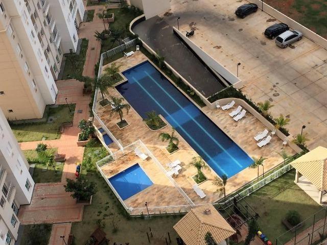 Apartamentos de 2 quartos no Reserva Taguatinga com lazer completo
