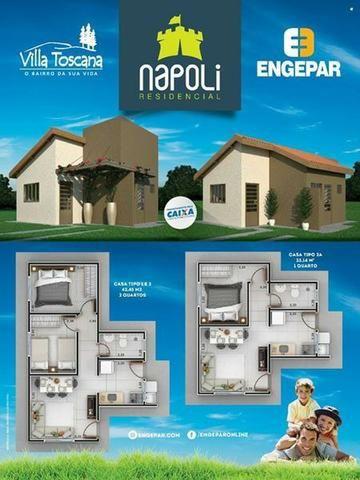 Casa no bairro Vila Toscana