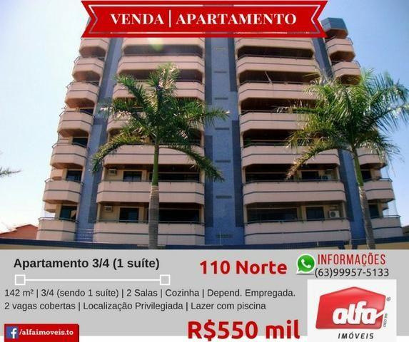 Apartamento 110 Norte - Solar das Varandas
